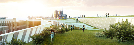 BIG Bjarke Ingels Paris PARC