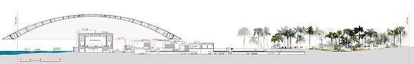 AJN Atelier Jean Nouvel, Louvre, Abu-Dhabi, Saadiyat Island, UAE, United Arab Emirates, Buro Happold