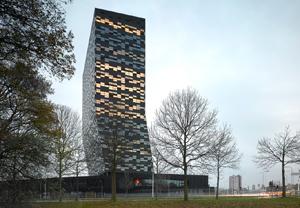 Mecanoo FiftyTwoDegrees Nijmegen