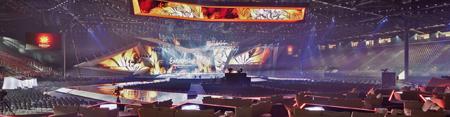 gmp Von Gerkan Marg und Partner Eurovision Baku