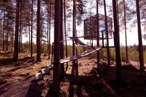 Tham & Videgård Treehotel The Mirror Cube