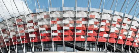 gmp von Gerkan Marg und Partner National Stadium Warsaw Euro2012