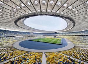 gmp von Gerkan Marg und Partner Olympic Stadium Kiev
