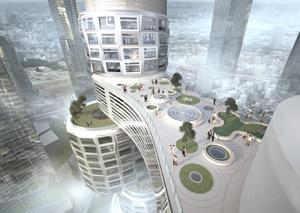 Asymptote Velo Towers Yongsan Seoul