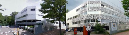 MVRDV Teletech Dijon