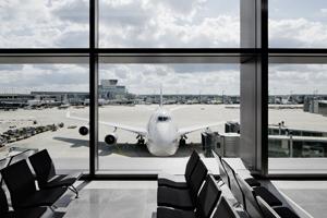 gmp von Gerkan Marg und Partner Frankfurt airport Gate A+