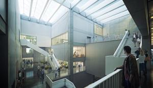 Vilhelm Lauritzen Architects Christensen Architects COBE NORD Architects Effekt Carlberg Copenhagen