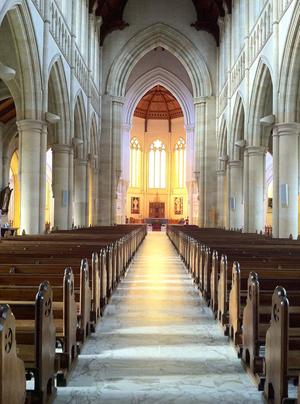 Bates, Smart and McCutcheon Sacred Heart Cathedral Bendigo Australia