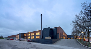 schmidt hammer lassen architects IBC Innovation Factory Kolding
