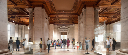 Foster + Partners New York Public Library