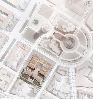 gmp, von Gerkan Marg und Partner, Meinhard von Gerkan, Kunsthalle, Mannheim, schlaich bergermann und partner, Rainer Schmidt Landschaftsarchitekten