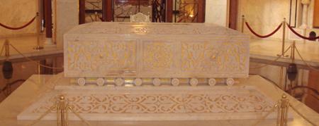Olivier Clément Cacoub The Bourguiba Mausoleum Monastir Tunisia