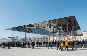 Norman Foster Michel Desvigne Marseille Vieux Port