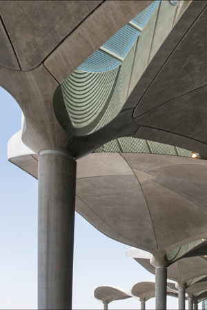 Foster + Partners Queen Alia International Airport Amman