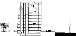 Henning Larsen, Wave, Bølgen, Vejle, Danmark, Residential buildings, Multiple dwelling