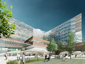 C.F. Moller Køge University Hospital