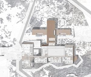 schmidt hammer lassen Friis & Moltkecorrectional facility Ny Anstalt Nuuk Greenland
