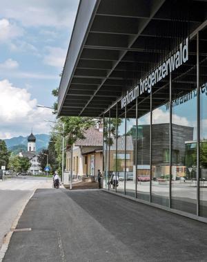 Peter Zumthor Werkraum Bregenzerwald Andelsbuch