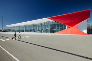 UNStudio Kutaisi International Airport