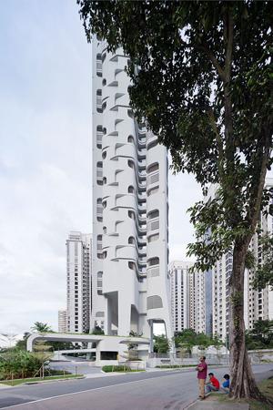 Ben van Berkel UNStudio Ardmore Residence Singapore