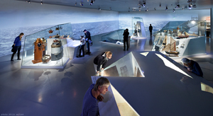 BIG Bjarke Ingels Group Maritime Museum of Denmark