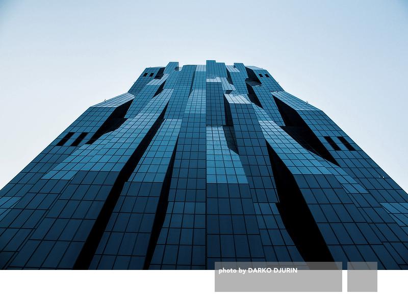 Dominique Perrault, DC Tower I, Vienna, Wien, Donau-City