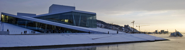 Monica Bonvicini She Lies Oslo Operahuset