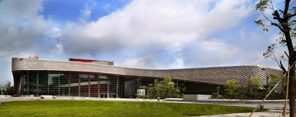 Nanshan Cultural Center Shenzhen Zoboki Demeter