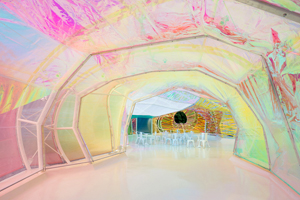 Serpentine Gallery Pavilion 2015, SelgasCano, London