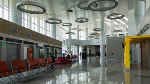 Daniel Fernandes Hopf, Airport of Nacala, Mozambique