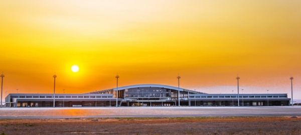 Daniel Hopf Fernandes Airport of Nacala Mozambique