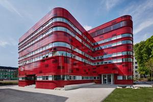 FAAB Architektura Raciborz Regional Blood Center Poland