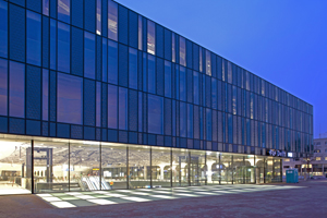 Mecanoo Francine Houben Delft Municipal Offices and Train Station