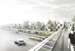 AllesWirdGut Residential Estate Munich Ludlstrasse