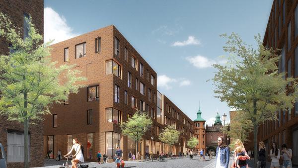 NORD Architects, VLA Vilhelm Lauritzen Arkitekter, European School Copenhagen, København, Denmark