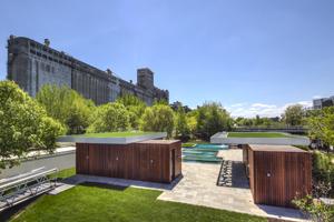 Bota Bota Gardens, Les Jardins du Bota Bota, MU Architecture, Montréal, Quebec, Canada