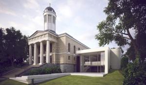 Patel Taylor, St George's Bristol concert hall