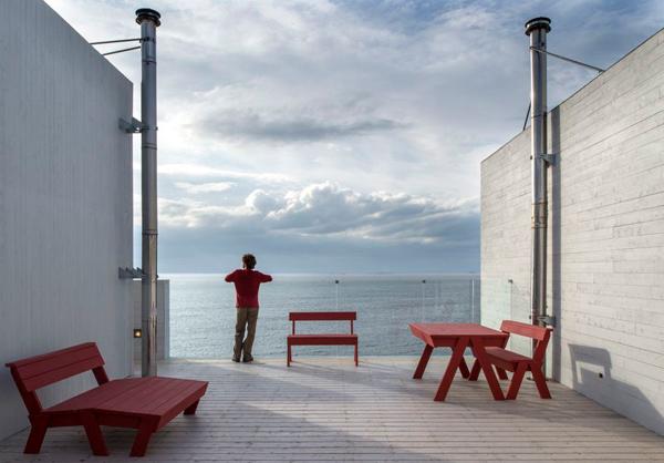 Todd Saunders, Fogo Island Inn, Newfoundland, Canada