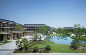 YaDa International Health Ecological Park, Wuzhen, China, gmp, von Gerkan Marg und Partner