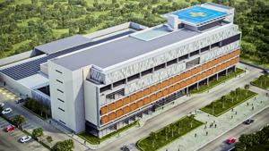 Fernandes Arquitetos Associados, Daniel Fernandes Hopf, Hospital Regional em Caraguatatuba, São Paulo, Brazil