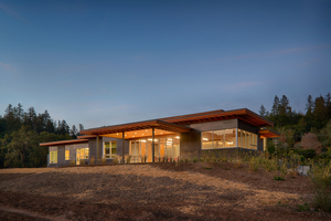 MH Architects, Matt Hollis, Titus Vineyards, St. Helena, Napa Valley, California, SDG Structural Design Group