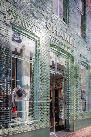 MVRDV, Winy Maas, Crystal Houses, Amsterdam, Gietermans & Van Dijk, ABT, Chanel