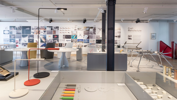 Craft Manufacture, Industrial Design, Foster Partners, London, Aram Gallery, Norman Foster