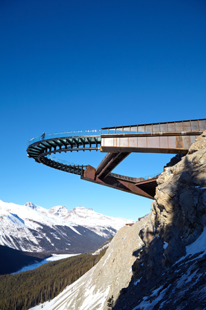 Jeremy Sturgess, Sturgess Architecture, Glacier Skywalk, Jasper National Park, Alberta, Canada, Read Jones Christoffersen, PCL Construction Management