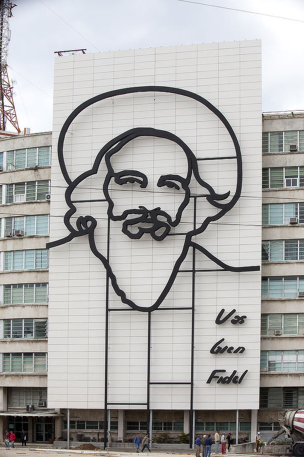 Enrique Ávila, Camilo en la Plaza, Camilo Cienfuegos, Havana, La Habana, Cuba