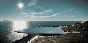 Kois Associated Architects, Stelios Kois, Mirage, Cyclades, Santorini, Aegean Sea, Greece