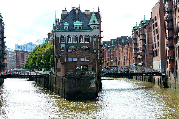 Herzog & de Meuron, Elbphilharmonie, Elphi, Hamburg, Hafenstadt, Germany, Elbe