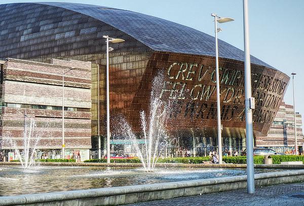 Percy Thomas Partnership, Jonathan Adams, Wales Millennium Centre, Cardiff, Capita, Arup