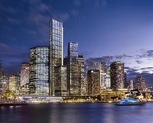 Foster + Partners, Circular Quay Tower, Sydney, Australia, Norman Foster, Gerard Evenden