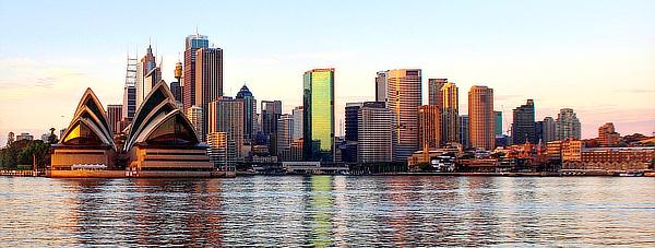 Foster + Partners, Circular Quay Tower, Sydney, Australia